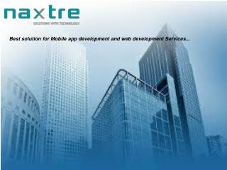 Leading Company For Android Application Development India