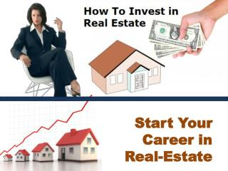 Bonnie Hart | How to Start Career in Real Estate