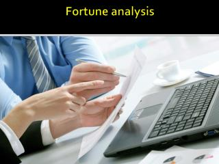 Fortune Analysis Reviews