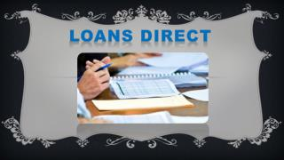 Loans Direct