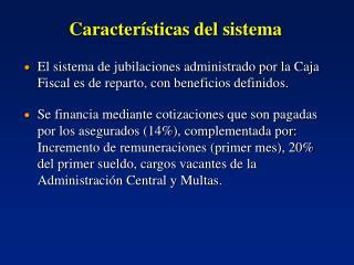 REFORMA DE LA CAJA FISCAL Y  DEL INSTITUTO DE  PREVISI N SOCIAL  REPUBLICA DEL PARAGUAY  Santiago de Chile 28 de Noviemb