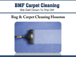 Rug & Carpet Cleaning Houston