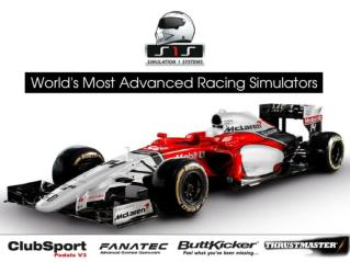 Most Advanced Racing Simulators - Simulation 1 Systems