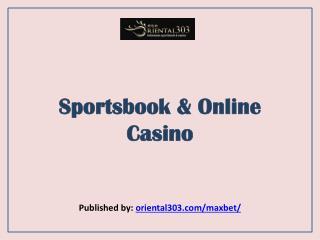 Sportsbook & Online Casino