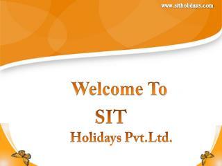 SIT HOLIDAYS PVT.LTD.