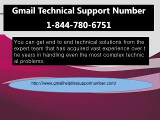 1-844-780-6751 Gmail Tech Support Phone Number