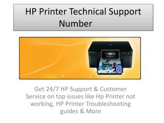 HP Printer Customer Service & Support
