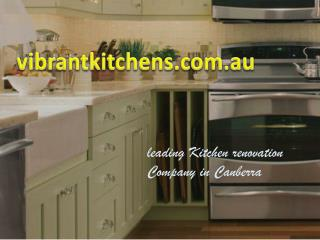 kitchen designer Canberra