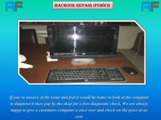 Macbook Repair  Service in Ipswich | Acefast Service