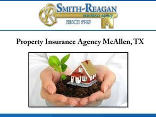 Property Insurance Agency McAllen, TX