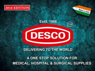 Desco Medical India