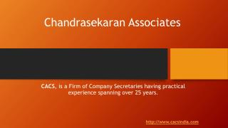 Firm Registration in Delhi I CACS