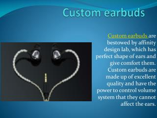 Best custom headphones