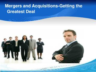 Know Intersting Fact About Mergers And Acquisitions