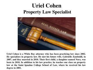 Uriel Cohen