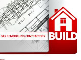 S&S Remodeling Contractors
