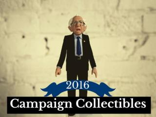 2016 campaign collectibles