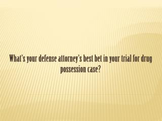 The Best Criminal Defense Attorney in Perrysburg OH