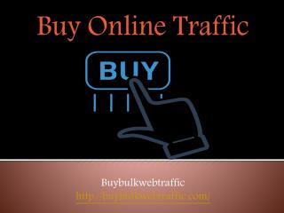 Buy Online Traffic