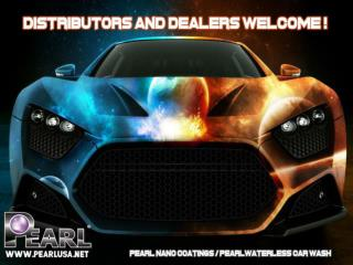 Pearl Waterless Car Wash Products With Outstanding Service!