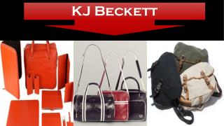 Buy Accesories For Men At KJ Beckett