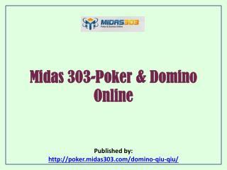 Poker & Domino Online