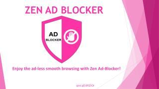 Zen Adblocker