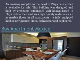 Buy Apartment Cancun