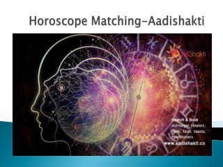 Horoscope Matching | Online Kundali Matching