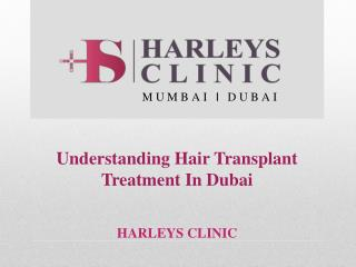 Understanding Hair Transplant Treatment In Dubai