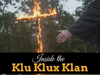 Inside the Klu Klux Klan
