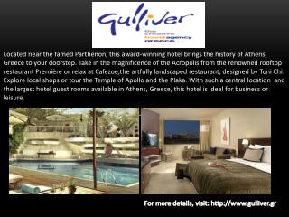 Gulliver Travel Agency Greece