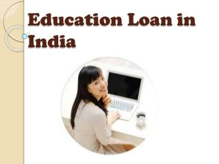 Education Loan in India : Promise Programs Offer Hope to Students