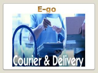 Reliable Courier Services in Australia