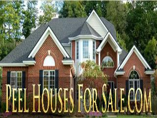 peel houses for sale
