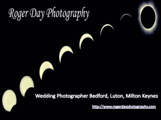 Wedding Photographer Bedfordshire