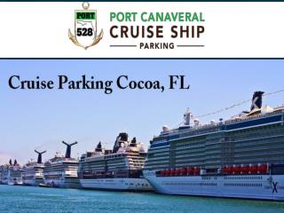 Cruise Parking Cocoa, FL
