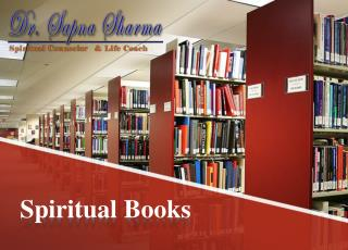 Spiritual Books By Dr Sapna Sharma