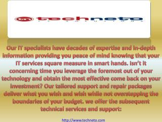 IT services Westchester county NY