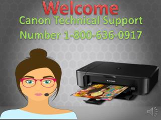 Canon Printer Technical Support Phone