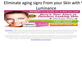 Vita Luminance - Does it Really Works?