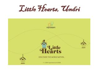 Little Hearts - 1 & 2 BHK Housing Project in Undri, Pune