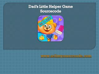 Dad's Little Helper Game Sourcecode