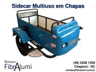 _Sidecar Multiuso em Chapas