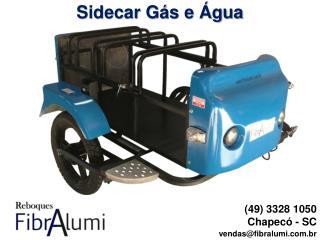 _Sidecar Gás e Água
