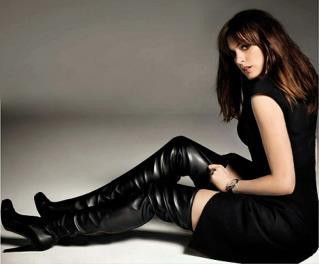Thigh High Boots Woman