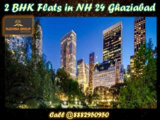 2 BHK flats in NH 24 Ghaziabad