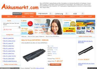 http://www.akkusmarkt.com/sony-vgp-bps2c-laptop-akku.html