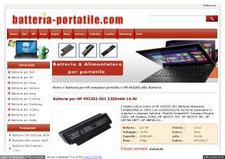 http://www.batteria-portatile.com/hp-hstnn-db31-batteria.html