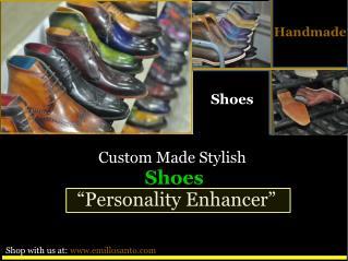 """Custom Made Stylish Shoes - Personality Enhancer"""""""